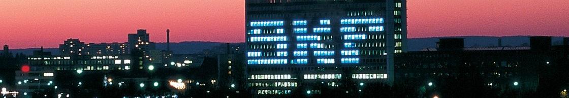SKF Hochhaus Skyline