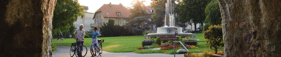 Chateaudun Park (Foto: Andreas Hub)