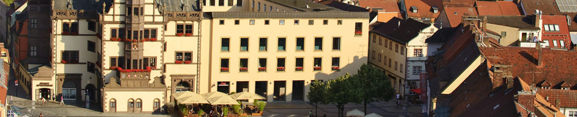 Rathaus (Foto: Andreas Hub)